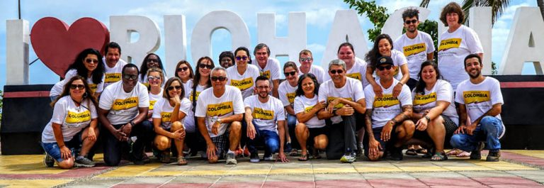Mission Colombia 2018 Team