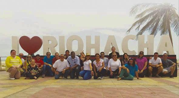 Mission Colombia Wayuu 2015